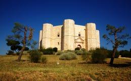 Castello del supporto Fotografia Stock