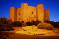 Castello del supporto Immagine Stock