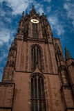 Castello del tempio della chiesa Fotografia Stock