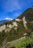 Castello del Tirolo Fotografia Stock