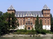 Castello del Valentino Royalty Free Stock Photos