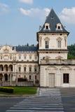 Castello Del Valentino, Torino, Włochy Zdjęcie Stock
