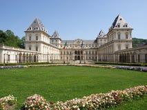 Castello del Valentino, Turijn Royalty-vrije Stock Foto's