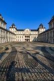 Castello del Valentino in Turin Royalty Free Stock Photos