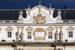Castello del Valentino in Turin, Italy Royalty Free Stock Photos