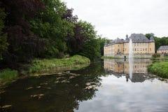Castello dell'acqua Fotografia Stock Libera da Diritti