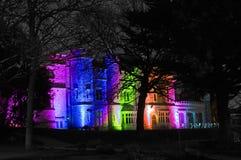 Castello dell'arcobaleno Immagini Stock Libere da Diritti