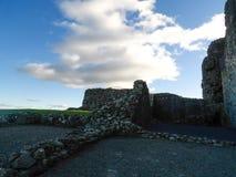 Castello dell'ayrshire Fotografia Stock