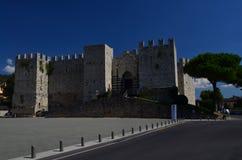 Castello dell ` Imperatore Prato Włochy Tuscany zdjęcie royalty free