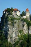 Castello dell'sanguinato di Fotografia Stock