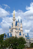 Castello della Cinderella Fotografia Stock Libera da Diritti
