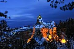 Castello della crusca Fotografie Stock Libere da Diritti