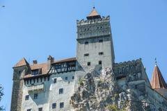 Castello della crusca - castello di Dracula s Immagine Stock