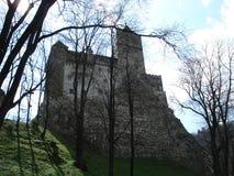 Castello della crusca, Transylvania Fotografia Stock Libera da Diritti
