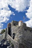 Castello della dragonara Royalty Free Stock Photography