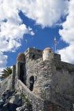 Castello della dragonara Royalty Free Stock Photography