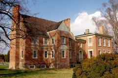 Castello della pancetta affumicata, VA: Castello 1665 della pancetta affumicata Immagine Stock