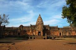 Castello della pietra del gradino di Phanom, costruzione antica Immagini Stock