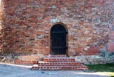 Castello della porta Fotografia Stock Libera da Diritti