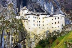 Castello della roccia Fotografia Stock Libera da Diritti