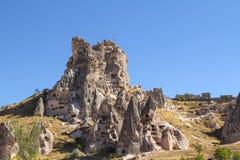 Castello della roccia Fotografia Stock