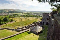 Castello della Scozia, Stirling Fotografia Stock