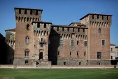 Castello della st George, Mantova Immagine Stock Libera da Diritti