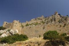Castello della st Hilarion Immagini Stock Libere da Diritti