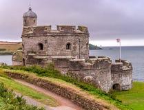 Castello della st Mawes Immagine Stock