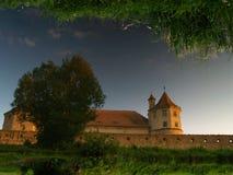 Castello dello specchio Immagini Stock