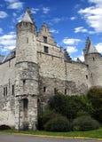 Castello dello Steen a Anversa Fotografia Stock Libera da Diritti