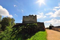 Castello Derneck Fotografia Stock Libera da Diritti