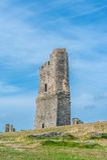 Castello di Aberystwyth Fotografia Stock Libera da Diritti