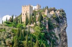 Castello di ACRO - ACRO-Schloss Stockbilder