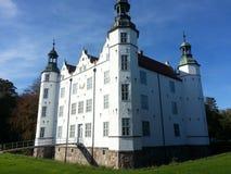Castello di Ahrensburg Fotografia Stock Libera da Diritti