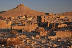 Castello di Al-Maani di Fakhr-Al-Baccano Fotografia Stock Libera da Diritti