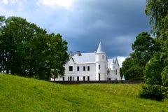 Castello di Alatskivi Fotografia Stock Libera da Diritti