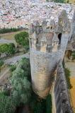 Castello di Almodovar Fotografie Stock Libere da Diritti