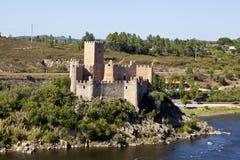Castello di Almorol Immagini Stock