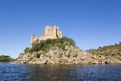 Castello di Almorol Immagini Stock Libere da Diritti
