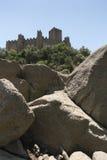 Castello di Almourol Immagine Stock