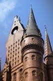 Castello di Alnwick Fotografia Stock