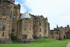 Castello di Alnwick Immagini Stock