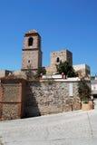 Castello di Alora Immagini Stock Libere da Diritti