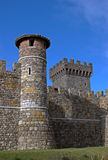 Castello di Amarosa Photos stock