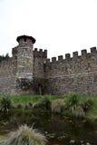Castello di Amorosa, Napa Valley, USA Stock Photos