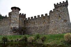 Castello di Amorosa, Napa Valley, USA Royalty Free Stock Photo