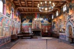 Castello di Amorosa, Napa Valley, USA Stock Image