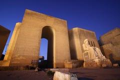 Castello di Arbil Immagine Stock