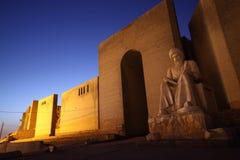 Castello di Arbil Fotografia Stock